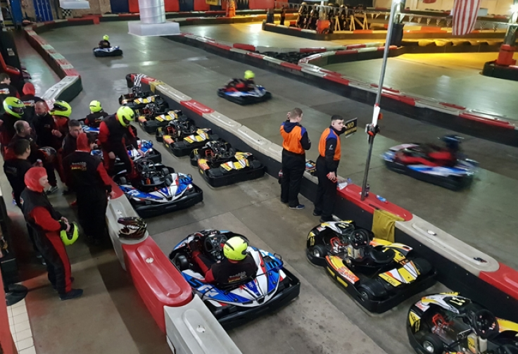 Gridline Racing Lincoln Indoor Karting Centre